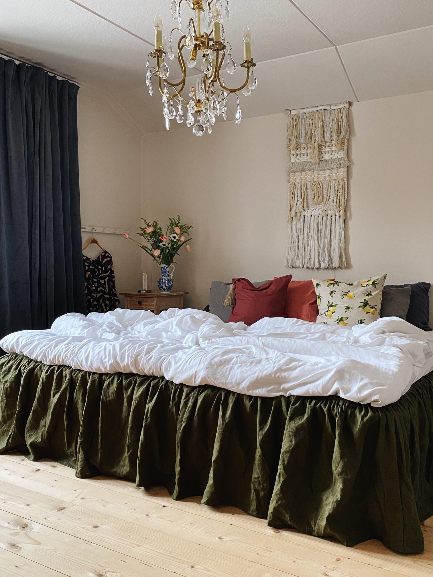 Kan man sy en egen sängkappa? Javisst!